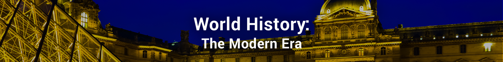 ABC-CLIO Solutions - World History: The Modern Era